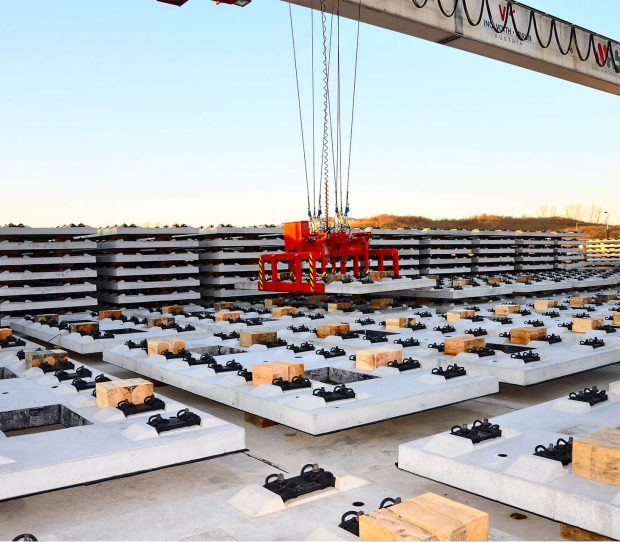 Business Divisions - Kirchdorfer Concrete Solutions